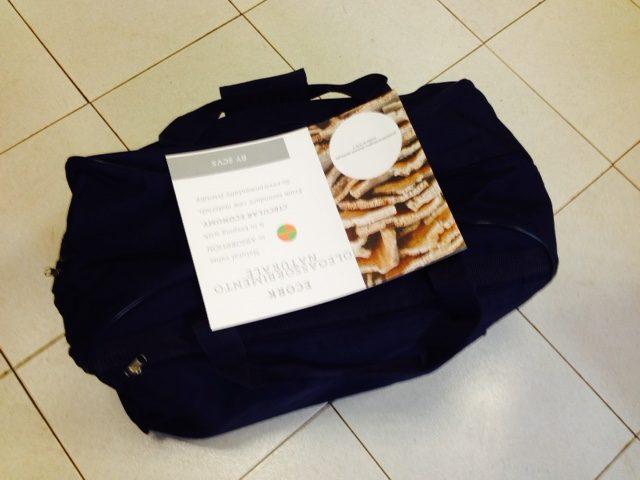 ECORKIT: Il borsone blu per la risoluzione delle emergenze